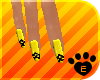 [E] Banana Yellow Nails