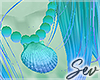 *S Sea Necklace