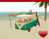 Mm Surf & Beach Bum Van