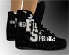 [FLS] black shoes