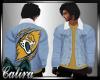 Denim Jacket Jaguars