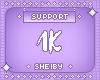 1k Support!