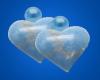 Angelite Heart Earrings