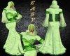 Free Woman Green Healer