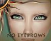 (II) No Eyebrows F