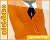 *M Orange Sweater