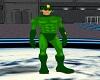 Megaman Buster Green