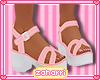 ➸ Fancy Shoes (pink)