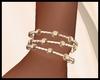 Amelia Cream Bracelet