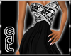 CdL Romance Black Gown