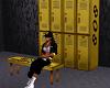 Animated Locker Gold
