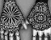 Hands Mandala IX