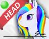 🦄 Head Unicorn F