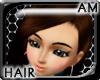 [AM] Charlize Brown Hair