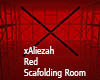 Red Scaffolding Room
