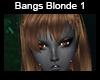 Blonge Bangs 1