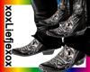 [L] Skull Boots