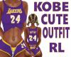 Kobe Cute Outfit RL P