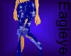 (ES) Sexy Blue Skirt 3