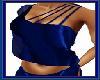 Sexy Blue Club Top