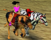 Animated Horse Riding