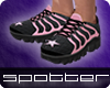 [SDC] Pink Star Shoes