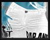 Jeans Rap White