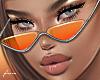 f. orange shades