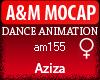 *Aziza* Arabic Pop Dance