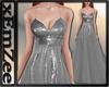 MZ - Jolene Gown Silver
