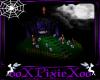 Halloween Ghost Crypt