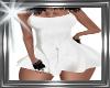 ! white mini dress rll