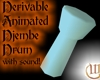 Derivable Drum-female av