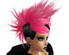 Pink FauxHawk