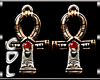 CdL EgyptiaN G. Earrings