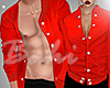 Red Couple F Shirt