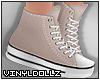 !V! Sneakers Sand