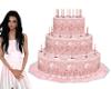 JW Easter Cake Pink
