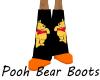 Pooh Bear Boots