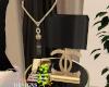 ID: Noir  lamp