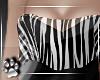 Wild Dress -Zebra