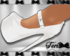 Marilyn White Maryjanes