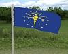 Animated Indiana Flag