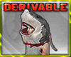 ~R Derivable Shark Hat