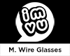 IMVU M Wire Glasses