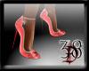 Vintage Rose heel