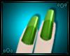 -D- Jumi Emerald Nails