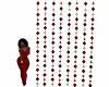 SherryWine Curtain Beads