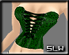 [SLW] Green Corset