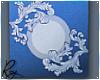 Filigree Moon Canvas